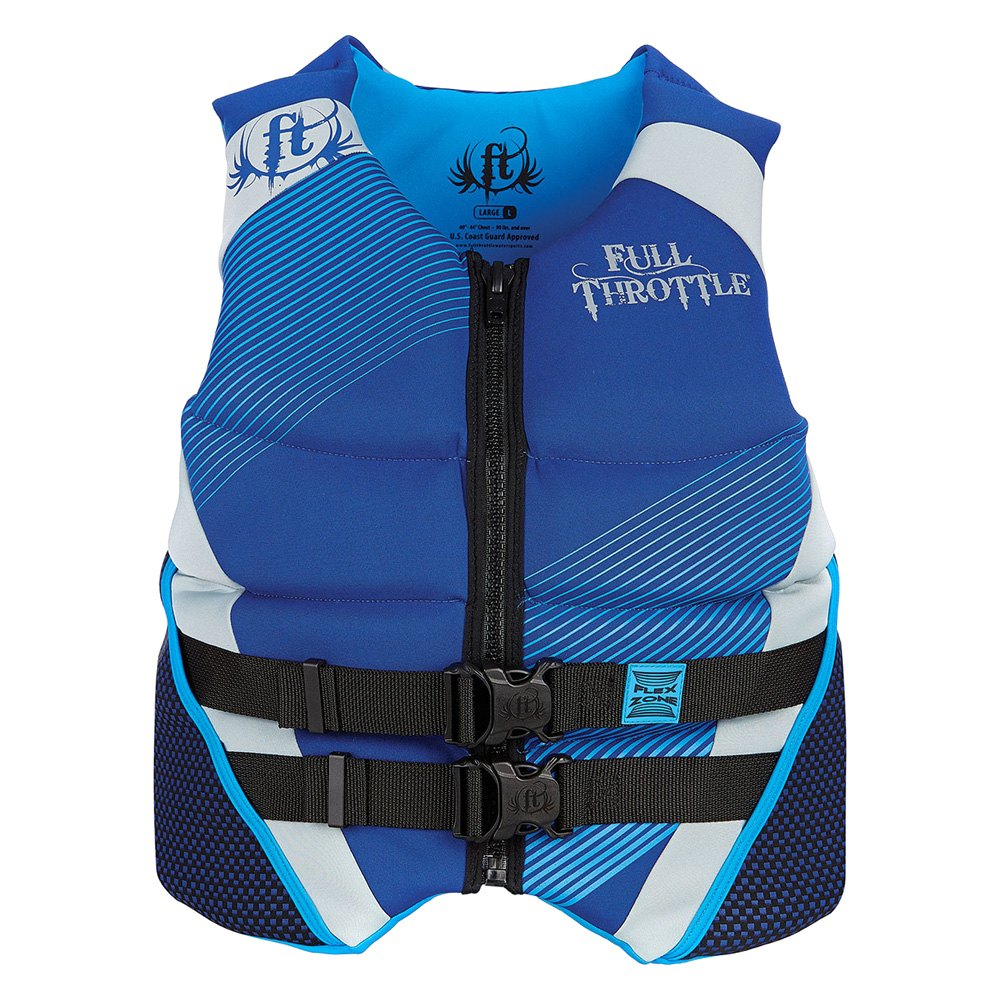 2-pk full throttle adult life vest