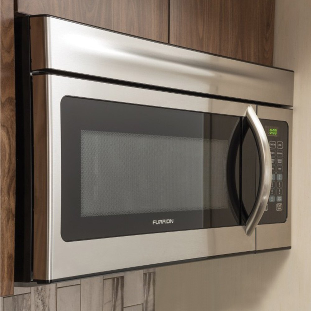 Furrion 381561 Stainless Steel Over The Range Convection Microwave Ebay