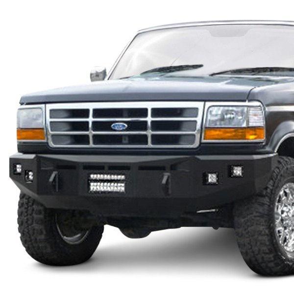 Off Road Bumpers F150 >> Fusion Bumpers® - Ford F-350 1993-1997 Full Width Front HD Bumper
