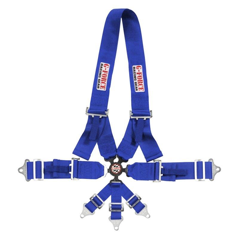 g-force® - 7-point camlock u-type harness set 7 way wire harness 7 point wire harness #9