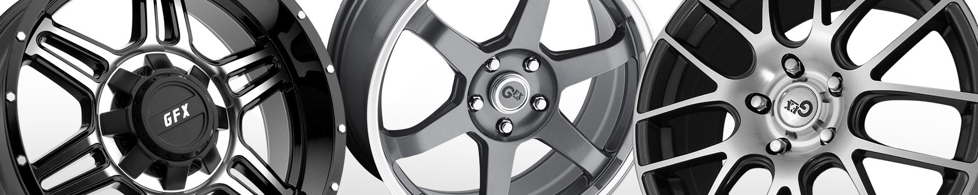 Universal G-FX WHEELS & RIMS