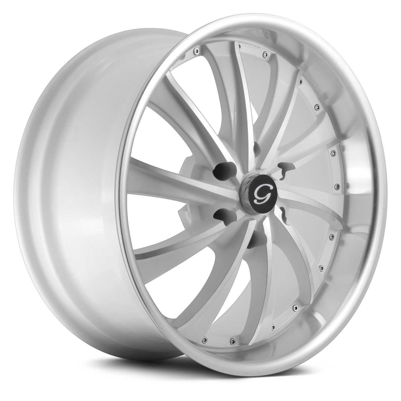 G-Line Alloys G0016 Wheel 22x9.5 (20, 5x114.3, 73.1) White