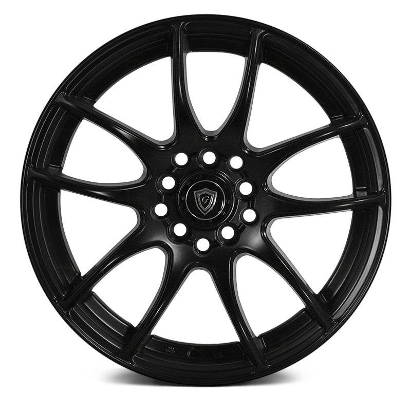 G-Line Alloys G0063 Wheels 16x7 (35, 5x114.3, 73.1) Black