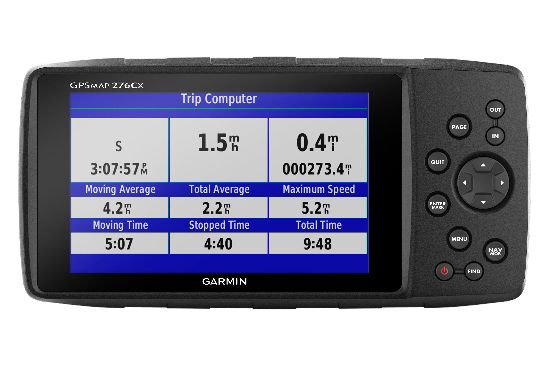 Garmin® - GPSMAP™ 276Cx 5 0