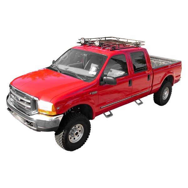 Ford F-150 SuperCrew 2001-2003 Sport Series Rack