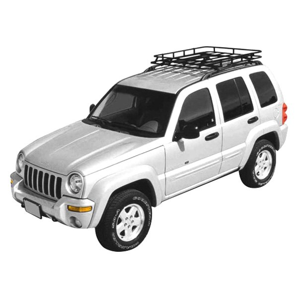 Jeep Liberty 2005 Sport Series Rack