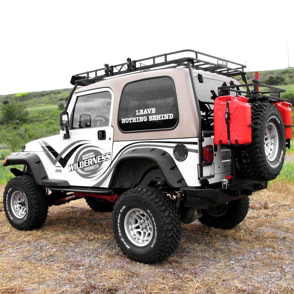 Jeep Wrangler 1997 Expedition Rack