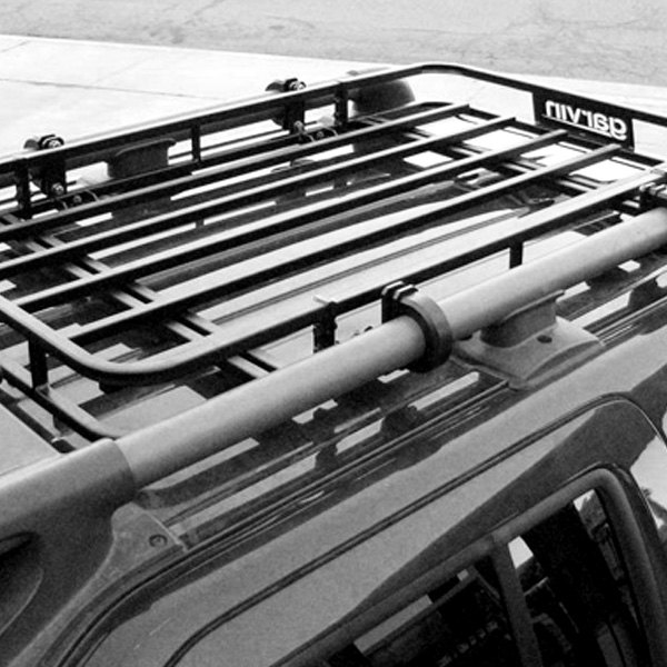 Nissan Xterra Roof Rack >> Garvin Nissan Xterra With Factory Crossbars 2005 Adventure Roof Rack