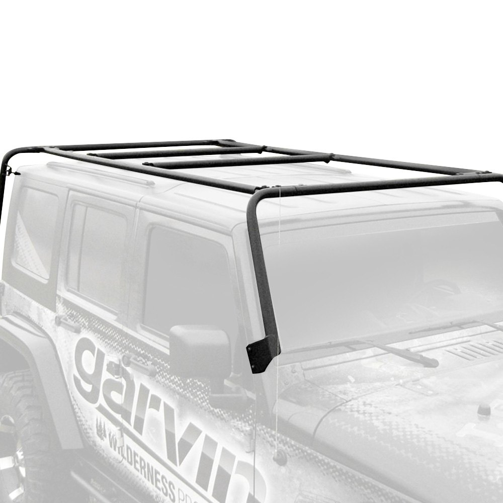 Garvin Wilderness 174 44092 Adventure Roof Rack