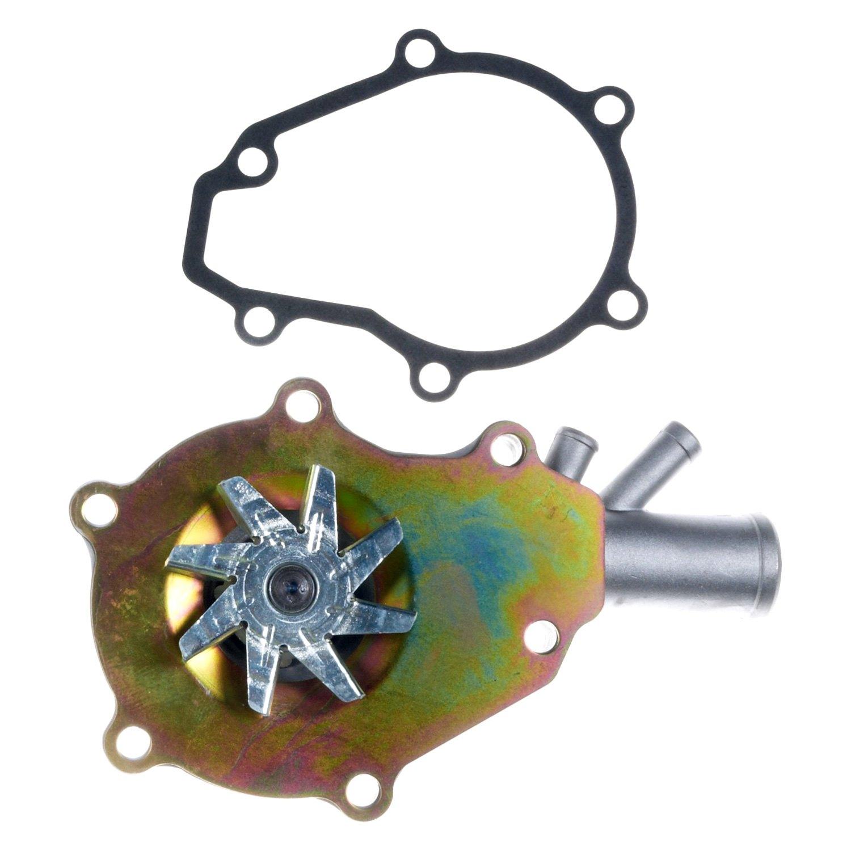 Engine Water Pump-Water Pump Gates 43025 Standard