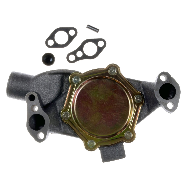 Gates 43104 Engine Coolant Standard Water Pump Brown