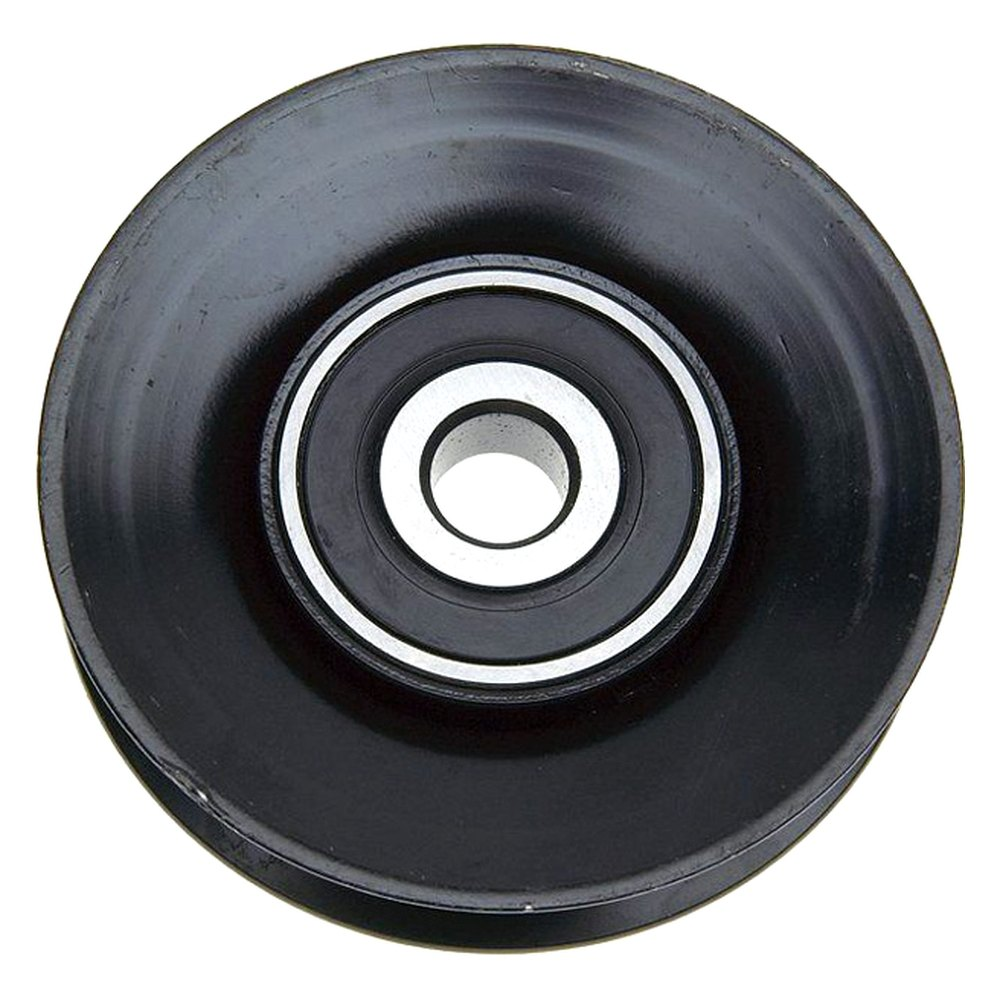 Idler Pulley : Gates? drivealign drive belt idler pulley