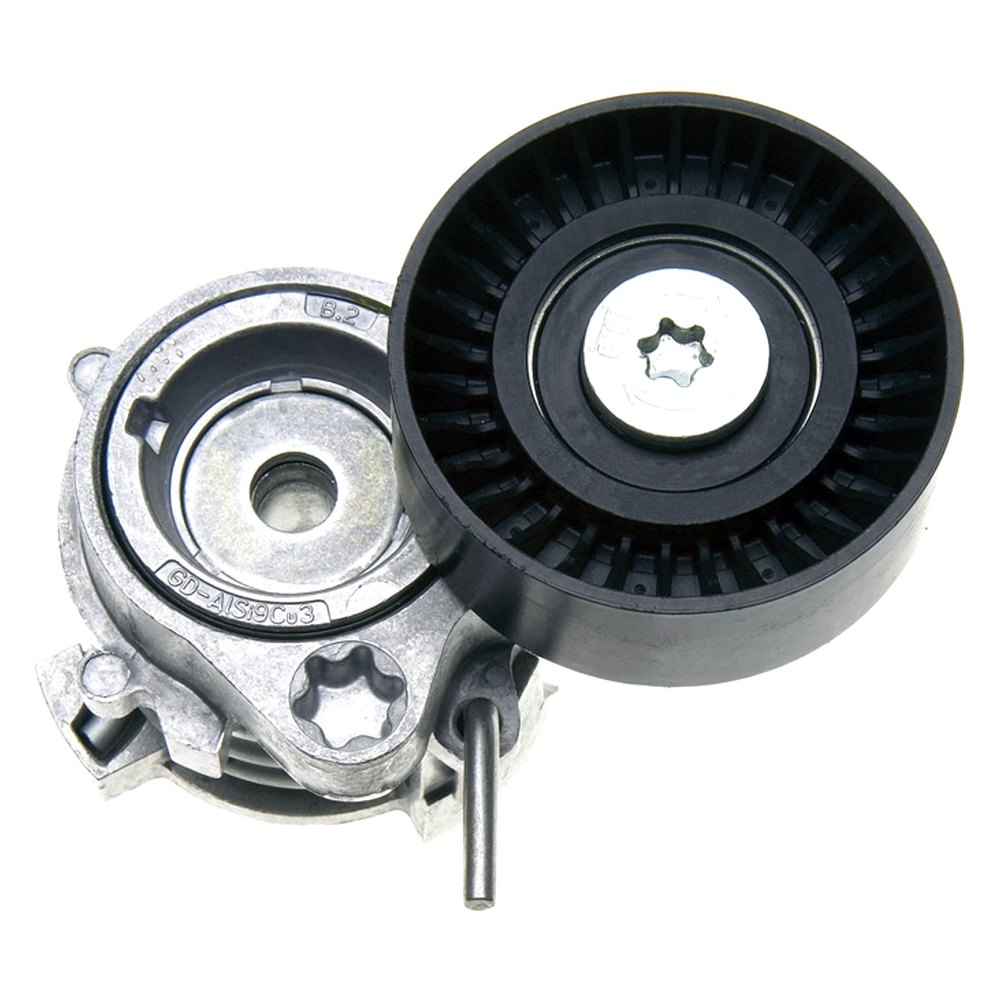 Service Manual How To Replace Tensioner Pulley 2004 Bmw