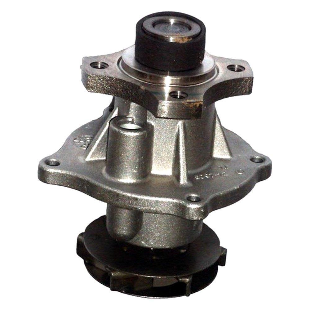 Water Pump Replacement : Gates chevy trailblazer  standard water pump