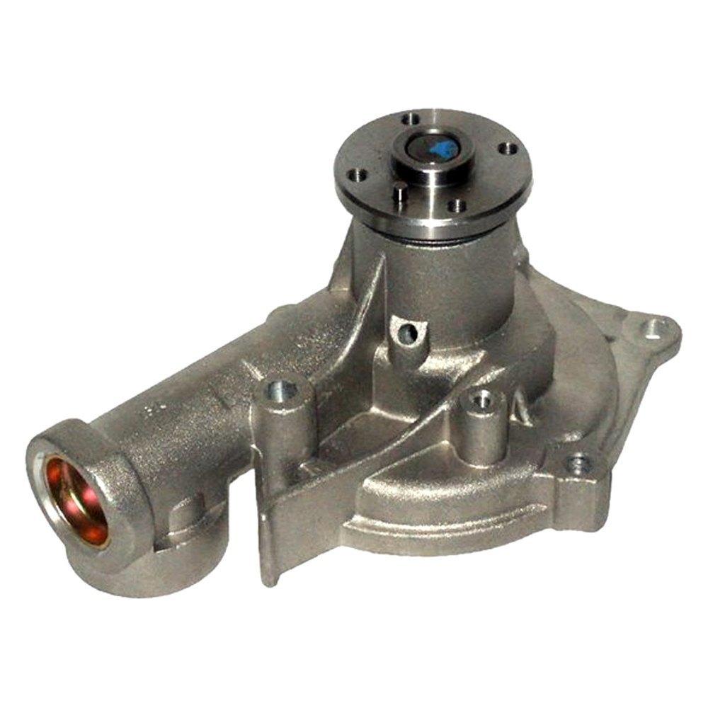 Gates® - Mitsubishi Galant 1989-1990 Standard Water Pump