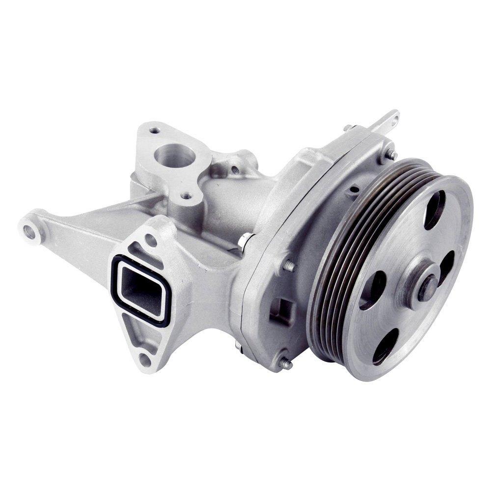 Malibu Lighting Parts >> Gates® - Chevy Malibu 2013 Standard Water Pump