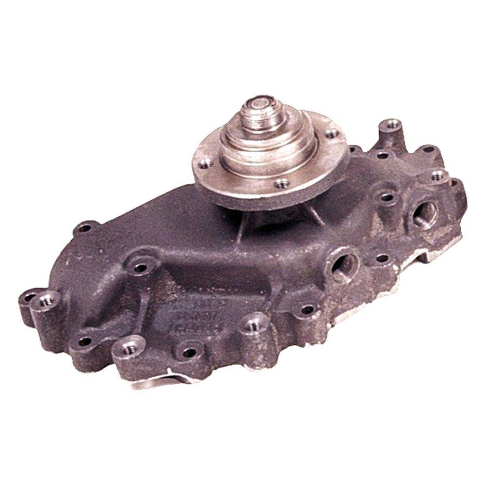 Standard Engine Water Pump-Water Pump Gates 43044