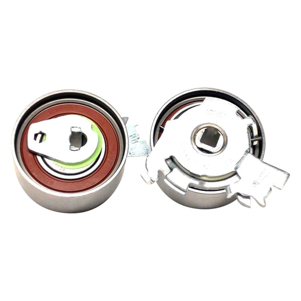 how to set timing belt tensioner