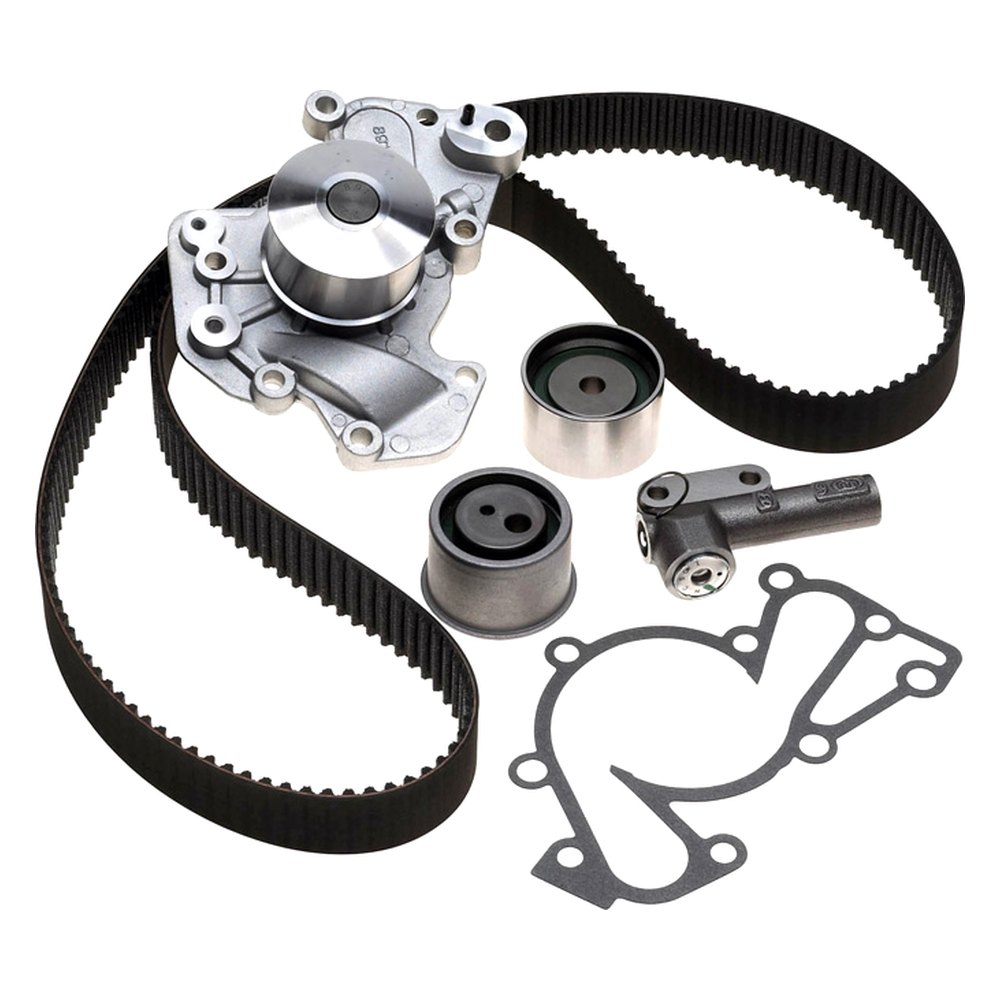 Gates Tckwp315 Powergrip Oe Performance Timing Belt Component Of Chain 2007 Kia Optima Kit With Water Pump