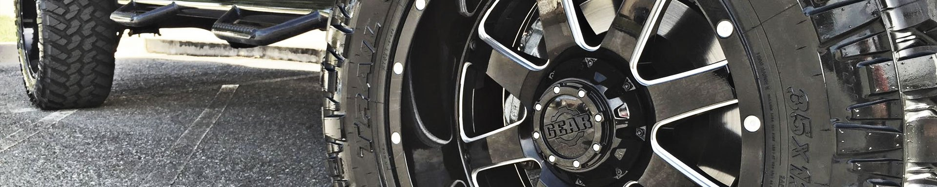 Universal GEAR ALLOY WHEELS & RIMS