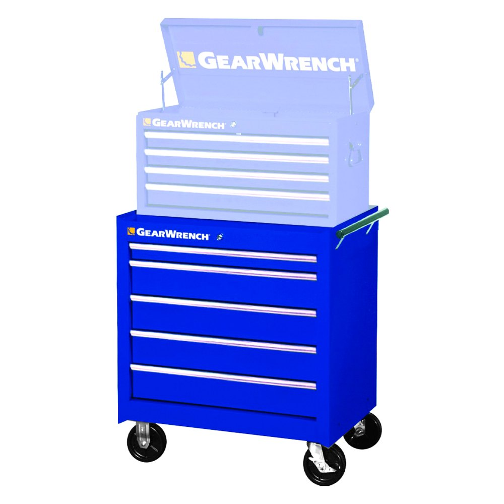 Gearwrench 83123rd tep series 27 5 drawer red roller for Roller sideboard