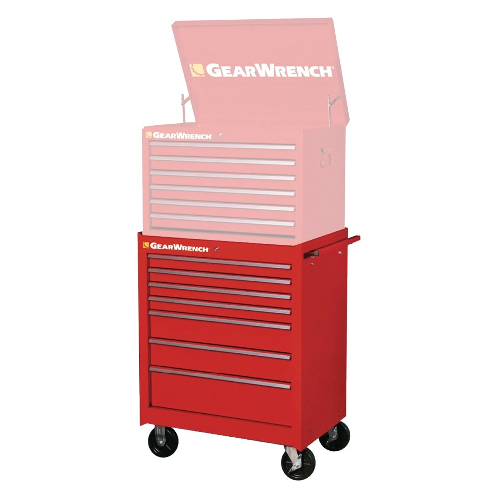 Gearwrench tep series cabinet for Sideboard roller
