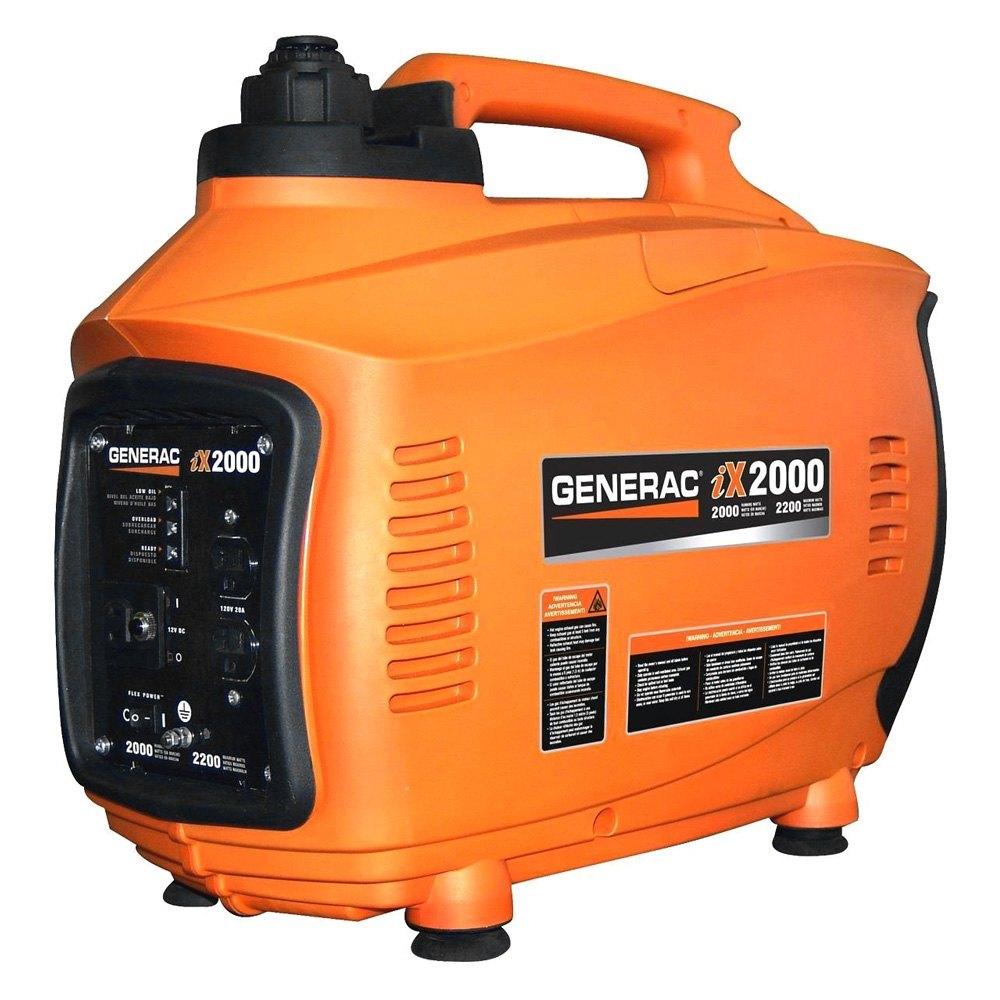 Generac Generator 01470 Service Manual