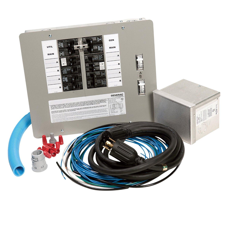 Circuit Manual Transfer Switch