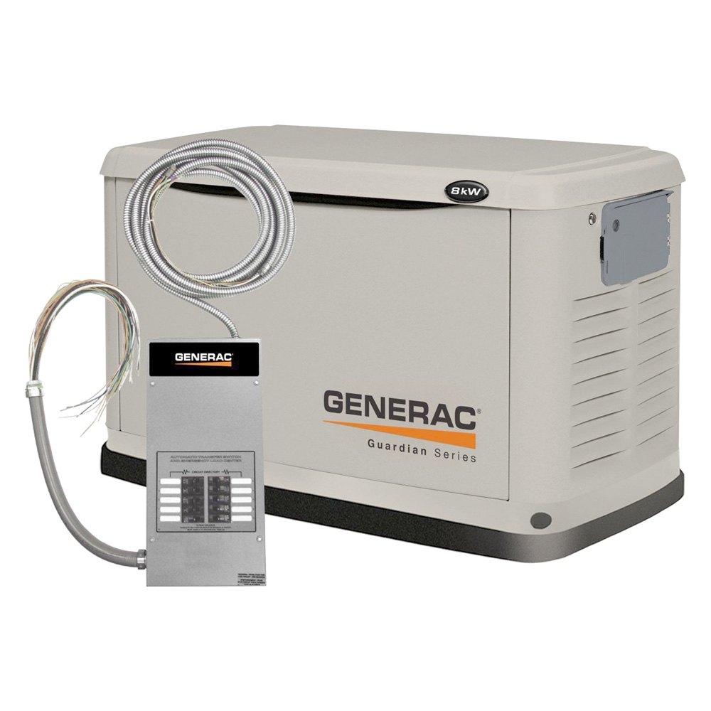 Generac Home Standby Generator Reviews