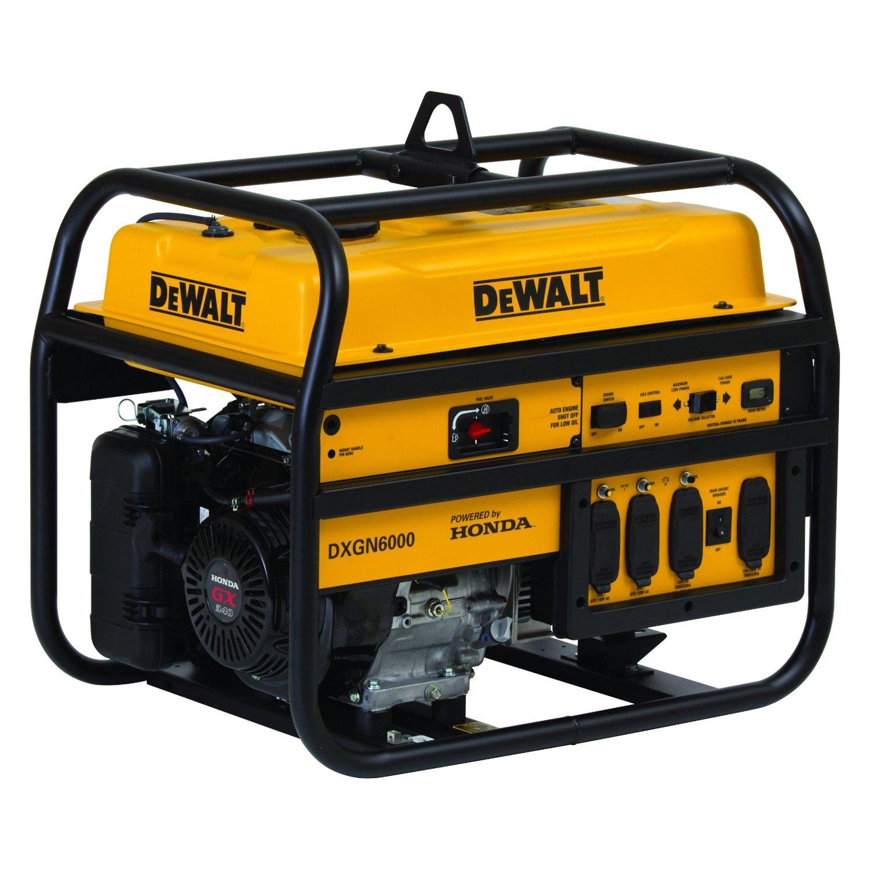 Generac Dewalt Series mercial Generator