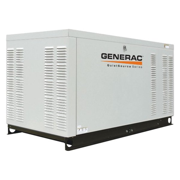 Liquid Cooled Natural Gas Generator