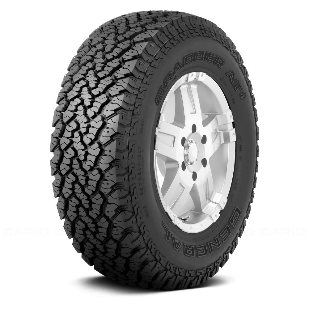 General At Tires >> General Grabber At2 Tires