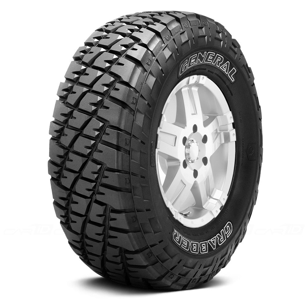 GENERAL® GRABBER Tires