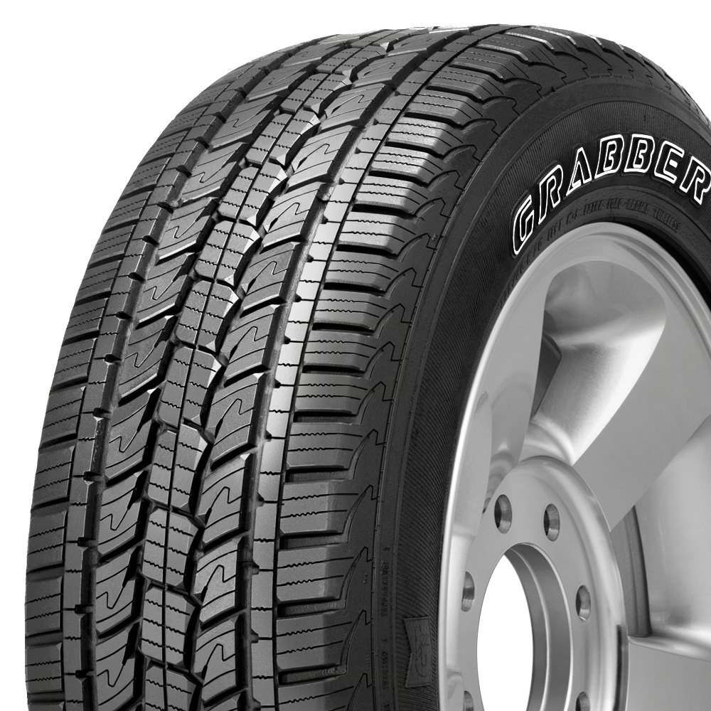 General Tire 245 75r 16 111s Grabber Hts All Season