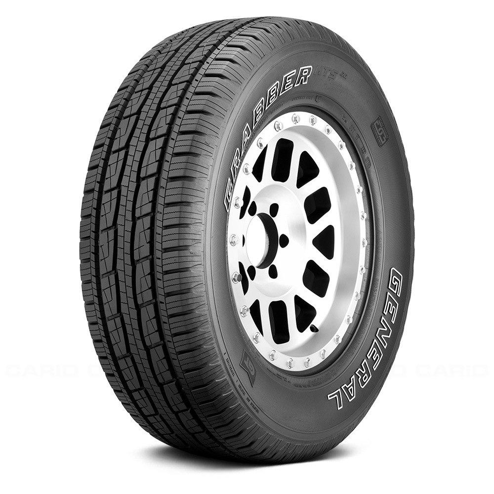 GENERAL® GRABBER HTS60 Tires