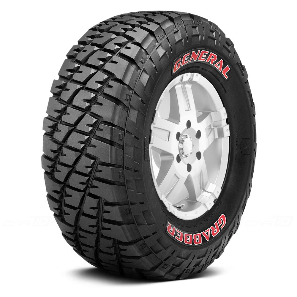 general grabber red letter general 174 grabber tires 674