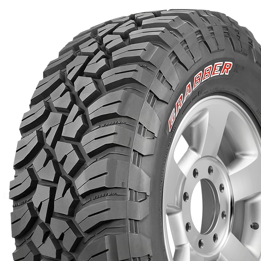 general grabber red letter general 174 grabber x3 tires 674