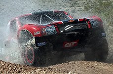 GENERAL® - GRABBER Tires on Chevy Trophy Truck