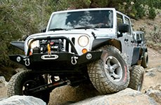 GENERAL® - Off-Road Tires on Jeep Wrangler Rubicon