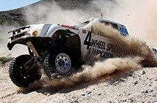 GENERAL® - Tires on Trophy Truck