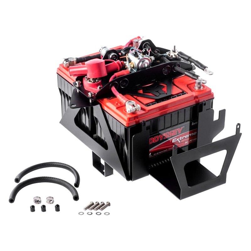 genesis offroad jeep wrangler 3 8l 2010 dual battery kit. Black Bedroom Furniture Sets. Home Design Ideas