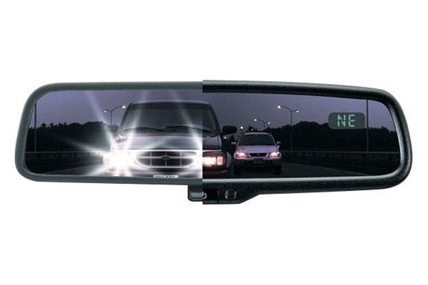 Gentex 50-GENK21A Auto-Dimming Rear View Mirror w//Self-Calibrating Digital Compass