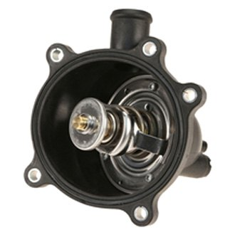 Engine Coolant Thermostat Kit Genuine For VW 079121115BK