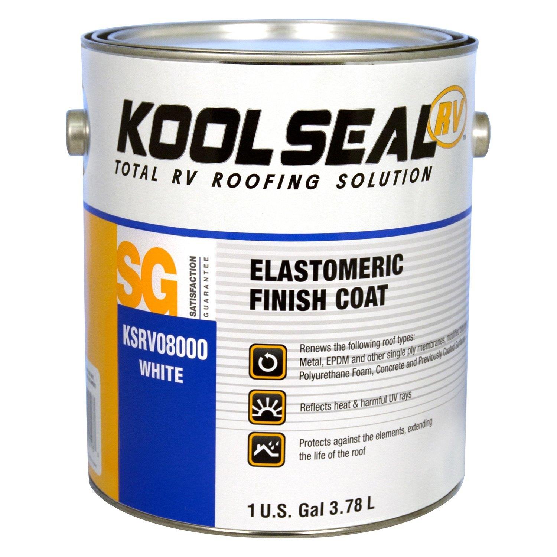 Geocel 174 Ksrv08000 16 Kool Seal Sg Elastomeric Rv Roof