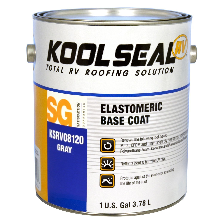 Geocel 174 Kool Seal Elastomeric Rv Base Coating