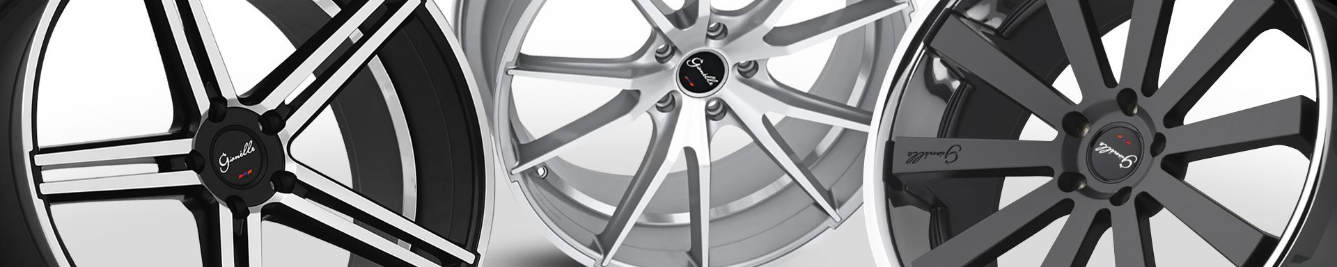 Universal GIANELLE WHEELS & RIMS