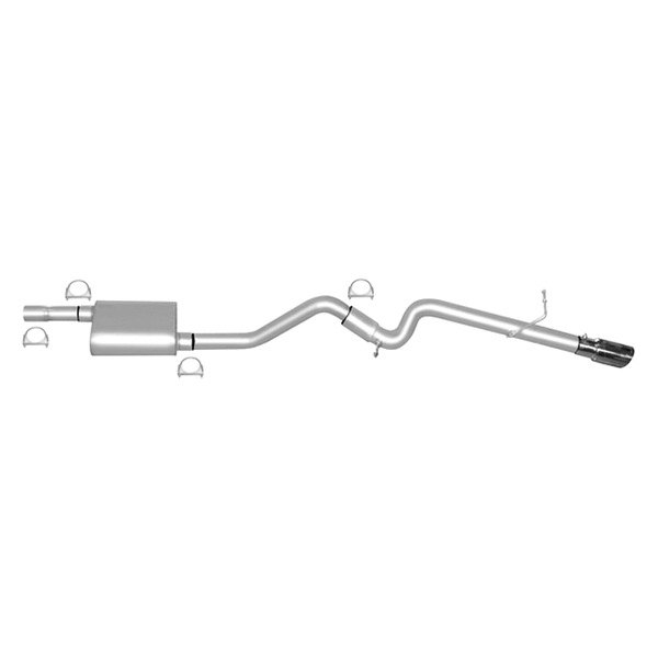 Gibson Cat Back Exhaust Ford Escape