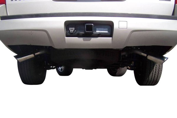 Gibson® - GMC Yukon 2014 Extreme Dual™ Cat-Back Exhaust System with