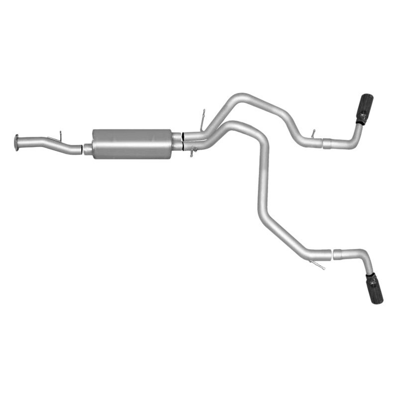 Gibson Dual Extreme Cat Back Exhaust System