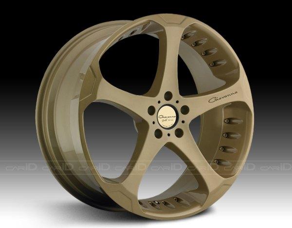GIOVANNA DALAR 5 Gold Wheel